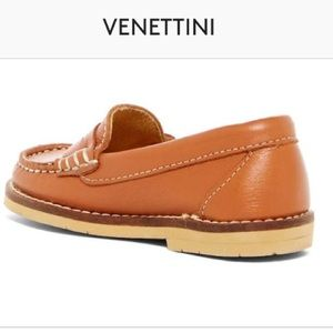 0956677953e Venettini Shoes - Mylo Penny loafer Spanish leather big boys shoes